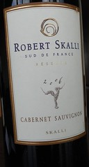 Robert Skalli Reserve Cab