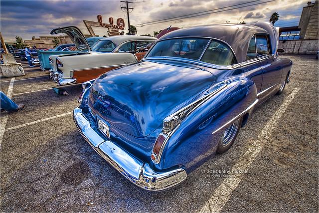 1950 olds 88 deluxe club custom