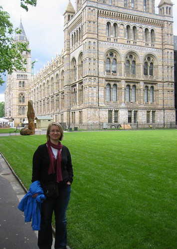 Natural History Museum - outside