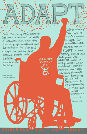 Celebrate People's History project