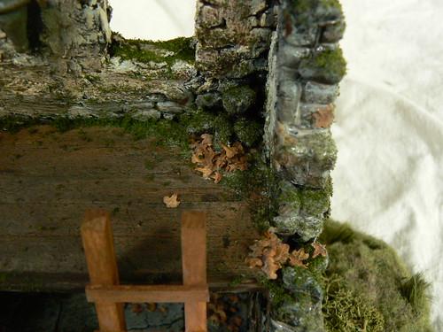 Tudor War Game Terrain Ruin