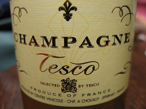 Tesco Champaign