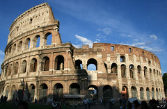 The Colosseum (wtl photography) Tags: vacation rome roma architecture power roman colosseum empire coliseum gladiator coloseo wtl diamondclassphotographer