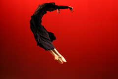 To Her (IrinaMattioli) Tags: fly dance contemporary danza volo teresa flickrsbest artlibre