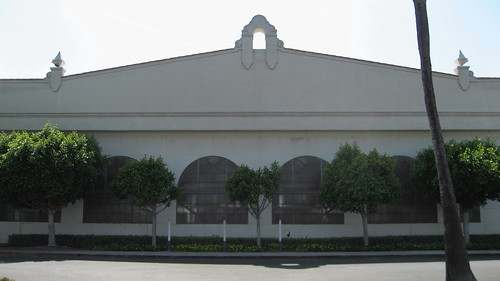 Hangar No. 1 Building