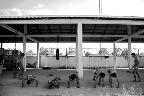 Khmer Boxing