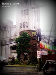 San Francisco Church Ruins (Naga City)