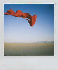 (olla podrida) Tags: polaroid minimal minimalist polaroid600 bonnevillesaltflats ollapodrida