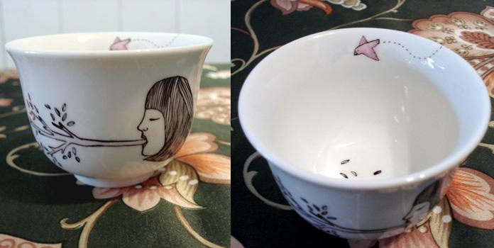 Irana Douer's Teacups