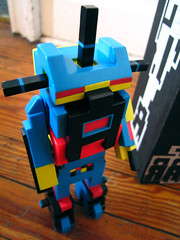 Toys 044 Delta - Radar robot - by watz
