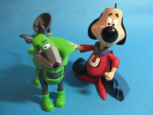 Dynomutt and Underdog