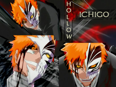 hollow ichigo wallpaper. Hollow Form Wallpaper