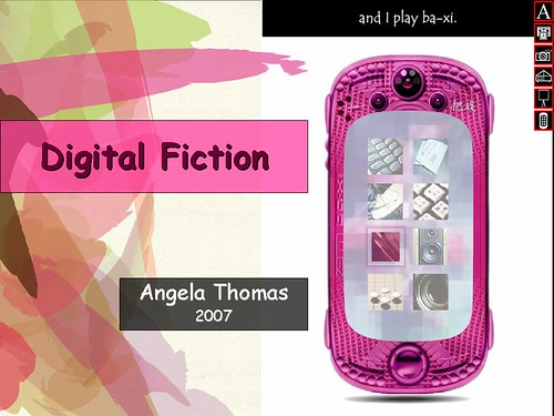 Digital Fiction