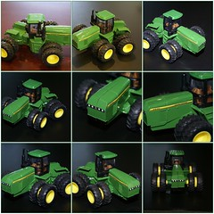 Tractor Mosaic