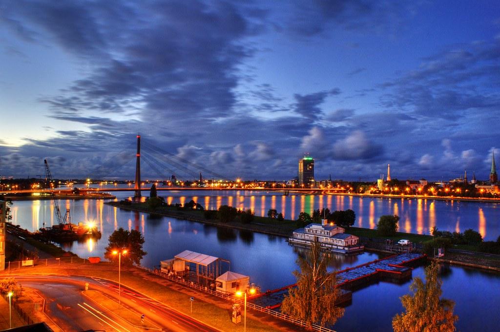 Riga Sky