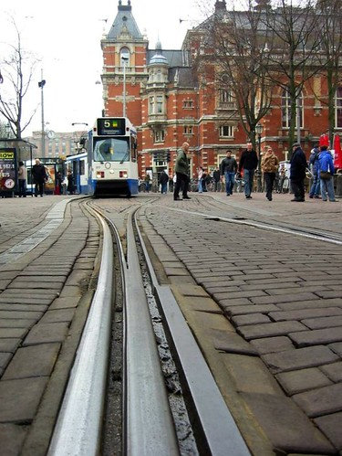 Calles de Amsterdam Foto