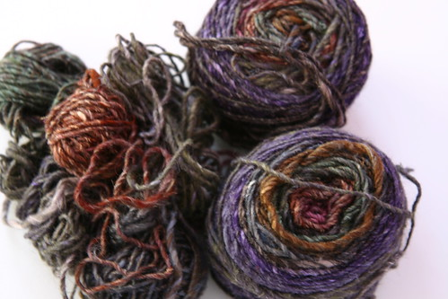 Noro silk garden, colorway 82