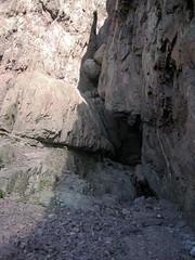 La grotte du Tafonatu et sa cascade