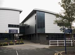 Aneurin Bevan Building, University of Glamorgan (Glyntaff Campus) (Bill Lollar) Tags: poverty uk wales pont partnership pontypridd aneurinbevan globalpoverty universityofglamorgan glyntaff partnershipoverseasnetworkingtrust