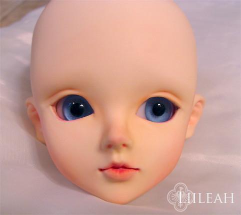Pastel Blushing Face-up Tutorial