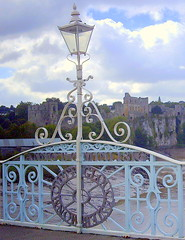 Bridge over the river Wye (Need A Haircut) Tags: wales chepstow wye instantfav