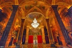 Saló de Sant Jordi - Palau de la Generalitat