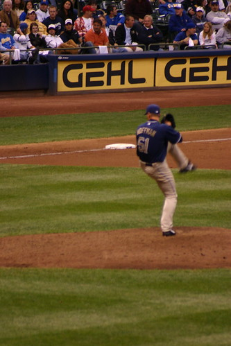 Trevor Hoffman could be doing a lot more pitching at Miller Park if the latest rumors are true.