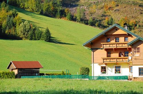 Pertisau Village