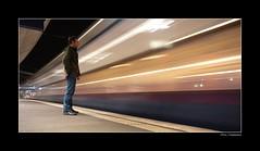 Waiting for Santiago (Toni_V) Tags: longexposure motion blur me topv111 train d50 schweiz switzerland movement nikon europe zurich sbb stadelhofen sigma1020mm gorillapod toniv mywinners abigfave 5for2 slrzoom flickrelite ©toniv