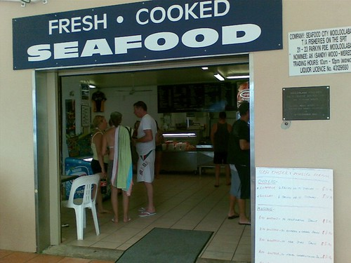 Fisheries on the Spit@Mooloolaba