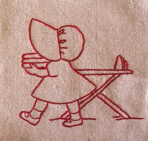 sunbonnetsue_chores_ironing