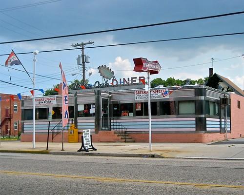 Salem Oak Diner, Salem NJ