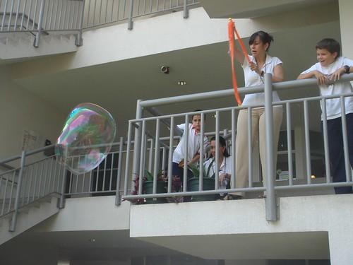 Burbujas Junio