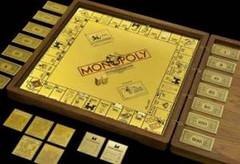 Monopoli Termahal di Dunia Terbuat Dari Emas P...