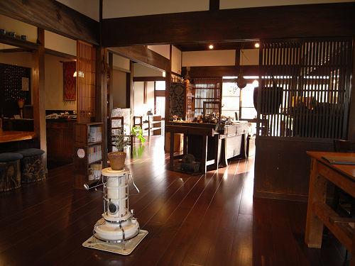 西飛鳥の落ち着く人気カフェ『cafeことだま』@明日香村