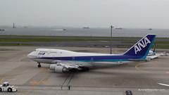 DSC04417 (AirlineReporter.com) Tags: japan tokyo hnd terminal2 terminal1 planespotting hanedaairport internationalterminal tokyointernationalairport rtjj