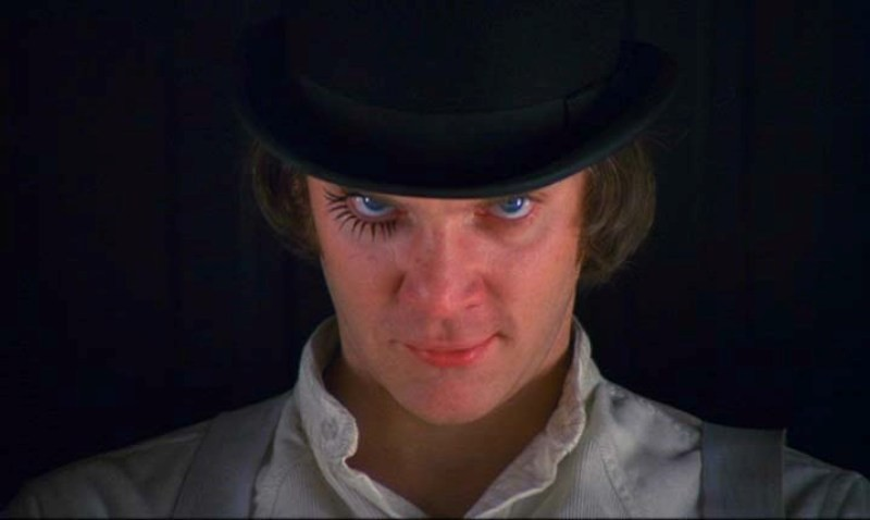 Halloween costume idea Clockwork Orange