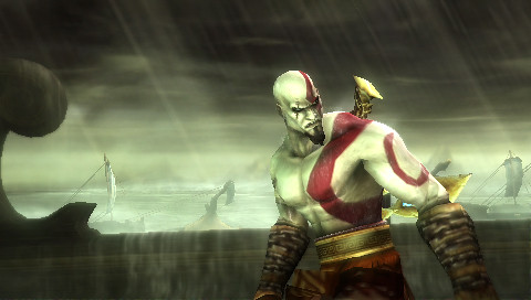 God of War: Ghost of Sparta - Kratos skin