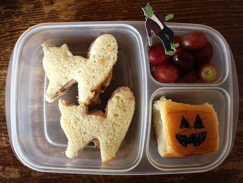 First Grade Bento #378: October 29, 2010