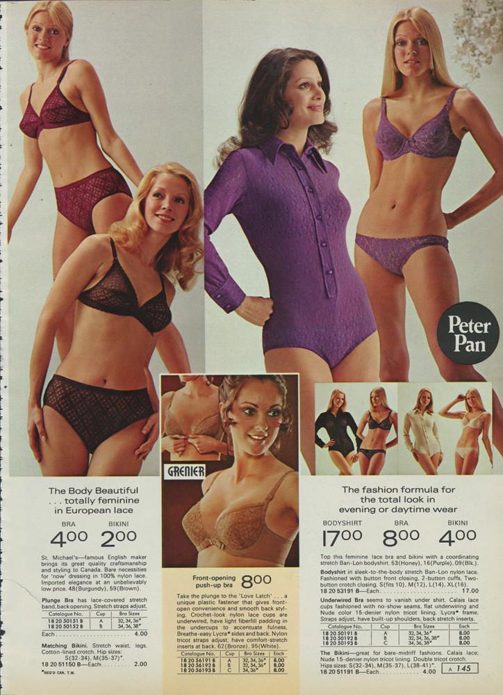 Retrospace: Catalogs #12: Women's Sears Fashion '72