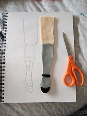planning Frida's leg