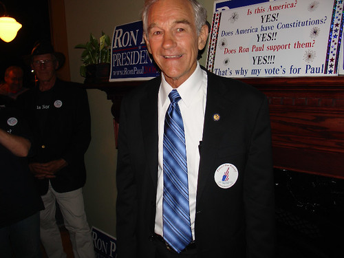 Ron Paul´s Debate Party