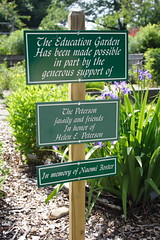 The Education Garden