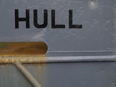 Hl (Jan Egil Kristiansen) Tags: hole text hull trawler skrog cameraoriginal glenroseii mmfe2 hl