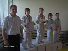 Aivaras Kasteckas antras iš kairės