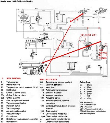 71 Mercedes Vacuum Diagram Html on W123 Vacuum Diagram