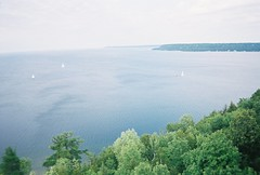 2007 tower view 2 (EllenJo) Tags: family vacation wisconsin doorcounty fishcreek peninsulastatepark eagletower doorcountywi ellenjoroberts ellenjdroberts ejdroberts ellenjocom