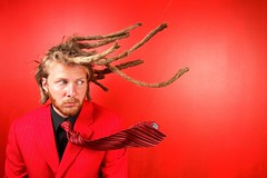 blow me (Perpetually) Tags: red portrait studio dreads mads dreadhead 1635l strobed