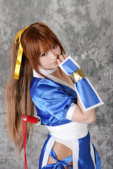 Kasumi Cosplay (Enchanted Collection) Tags: cosplay deadoralive doa kasumi deadoralivecosplay doacosplay kasumicosplay