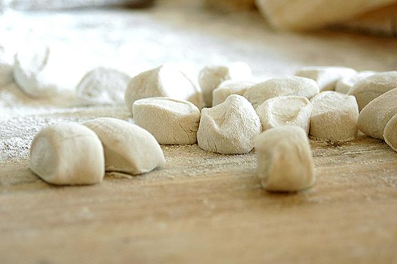 Yangshuo Dumpling Dough